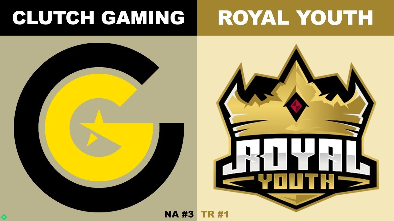 CG vs RYL Game 3 - Worlds 2019 Play In Knockouts - Clutch Gaming vs Royal Youth G3