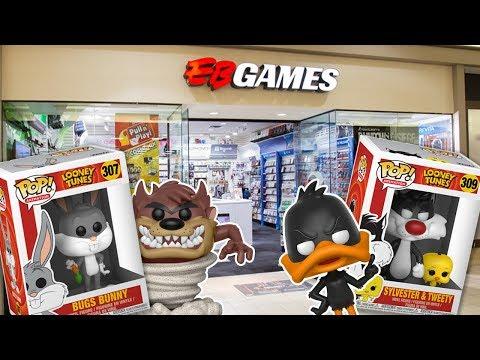 Looney Tunes Funko Pop Hunting!