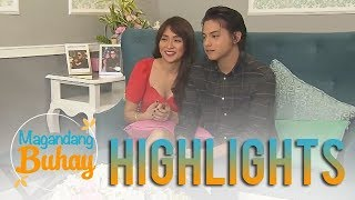 Magandang Buhay Kathryn and Daniel reveal more about their relationship