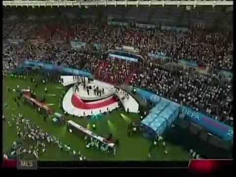 Enrique Iglesias - Can You Hear Me (LIVE Euro 2008 Final)