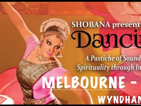 Dancing Drums by Shobana - Melbourne 2016
