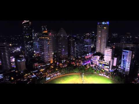 @gikapradana Jakarta City Light In 4K With DJI Phantom 3 Professional