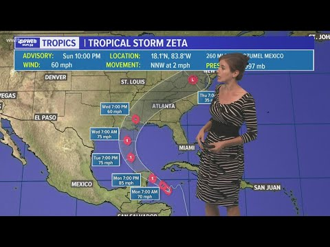 Nice-Monday-watching-for-impacts-from-Tropical-Storm-Zeta-midweek