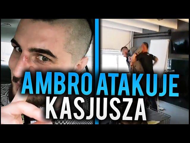 KASJUSZ PROWOKUJE DAWIDA AMBRO, A TEN ...... *zobacz* | FAME MMA