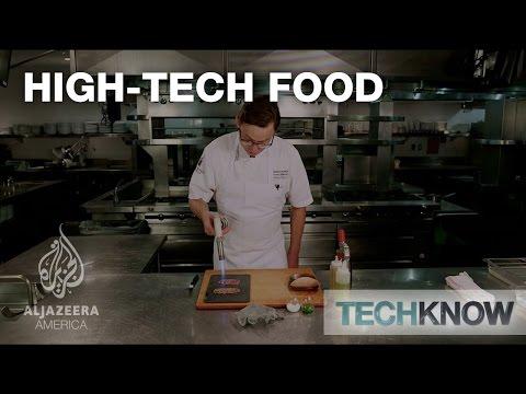 High-Tech Food - TechKnow