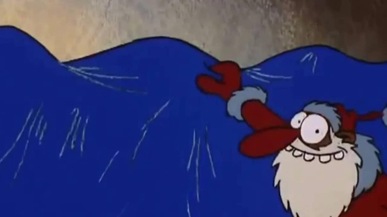 Мультфильм | Прикол | Злой Санта и Пьяный Северный Олень Мультфильм Прикол Мультфильмы про