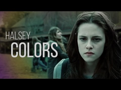 twilight | colors (halsey)