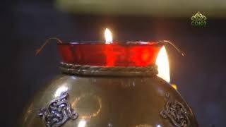 Божественная литургия 18 сентября 2020 г., Новоспасский мужской монастырь, г. Москва