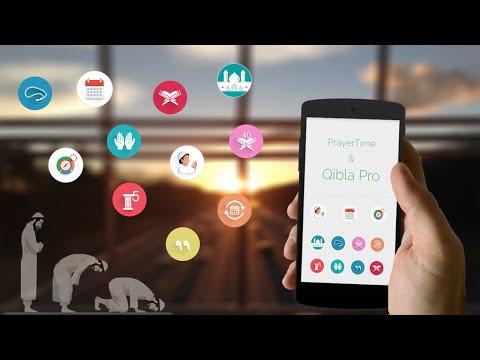 Prayer Times: Qibla Compass & Ramadan 2020 | Android App | Islamic App