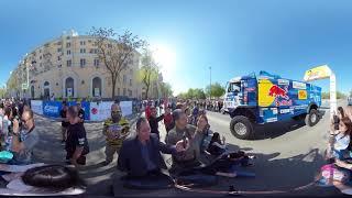 Золото Кагана 2019 панорамное видео 4k 360° - Торжественный старт часть 2