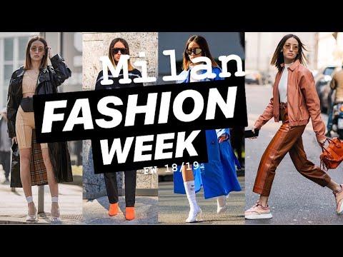 VLOG: FASHION WEEK DE MILAN FW 18/19 🍂🖤
