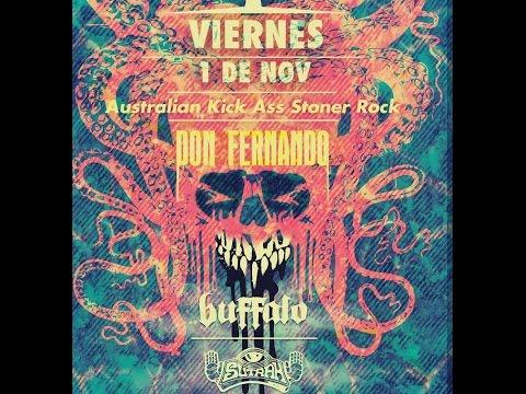 DON FERNANDO - VIVO ARGENTINA (01-11-13)