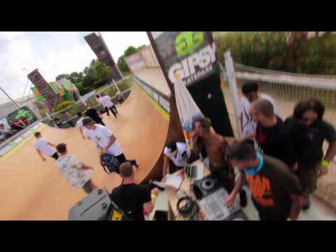Gipsy Skatepark - Opening Party