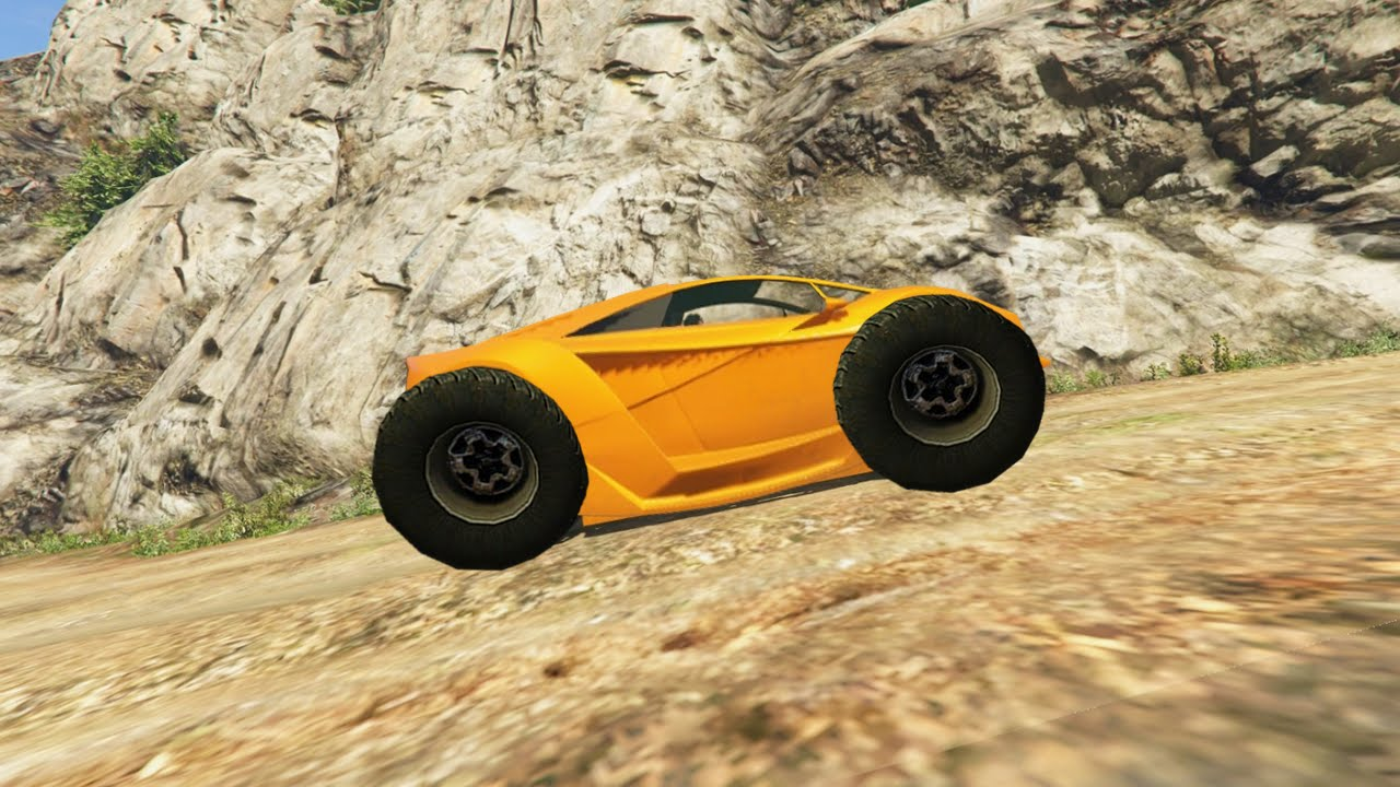 Off Road Supercars Gta Funny Moments Youtube