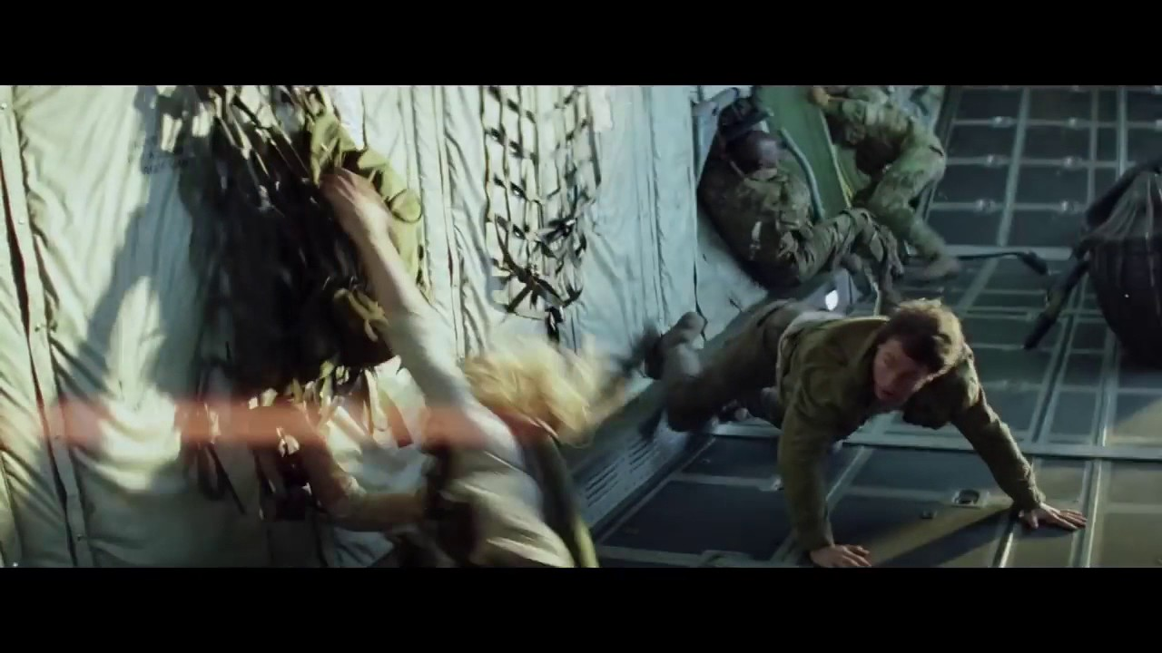 The Mummy Trailer without music or sound effects