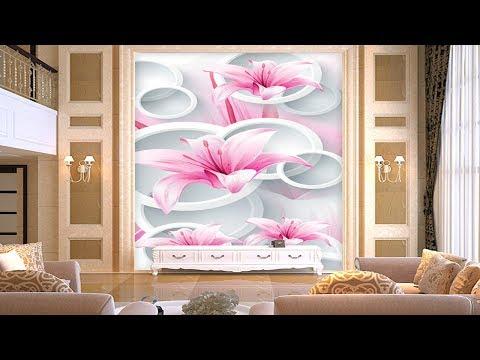 Best Bedroom wall designs ideas on Pinterest