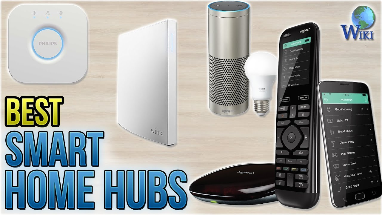 10 best smart home hubs 2018. Black Bedroom Furniture Sets. Home Design Ideas