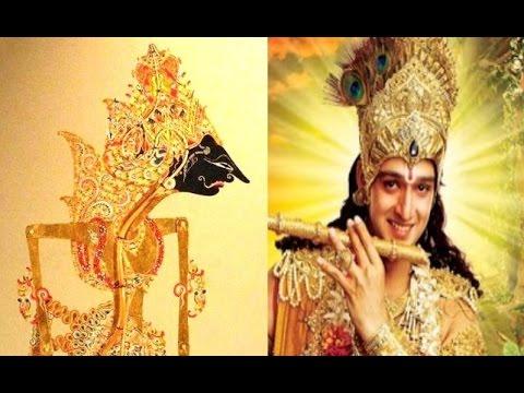 BELAJAR Mengenal Wayang - KRESNA - Mahabharat KRISHNA - Learning Javanese Shadow Puppet [HD]