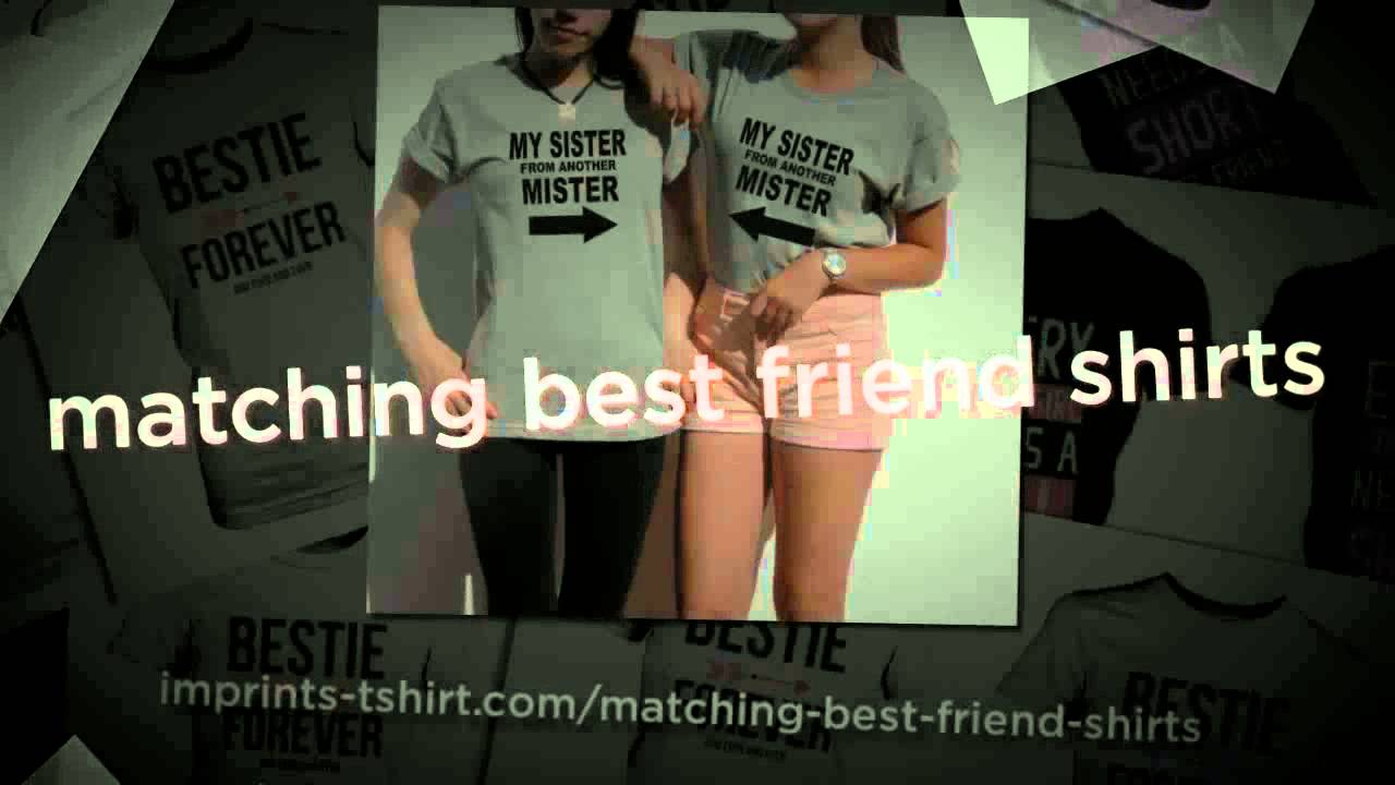 Matching shirts for best friends tumblr