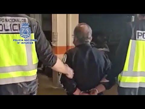 Detenido un fugitivo buscado por asesinar a seis miembros de su familia