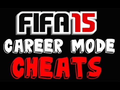 FIFA 15 Career Mode Cheats
