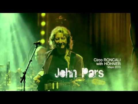 John Parsons. Guitar Solo. Roncali Circus