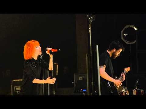 """""""(One of Those) Crazy Girls"""" Paramore@Borgata Event Center Atlantic City 5/8/15"""
