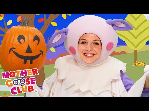 Ghost Family | Songs for Kids | Baby Song from Mother Goose Club!