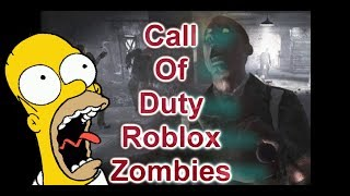 Call Of Duty Roblox Zombies