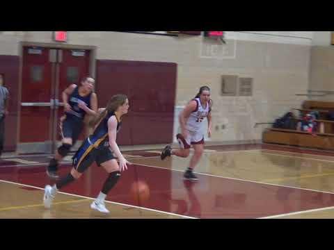 Angela Maniatis #10 Highlight Video (Arlington Catholic High School)