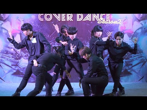 170924 [4K] X-File cover MONSTA X - In A Faraway Place + Beautiful @ Mega Cover Dance SS2 (Final)