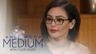JWoww Gets Signal From Husband's Friend During Reading | Hollywood Medium With Tyler Henry | E!