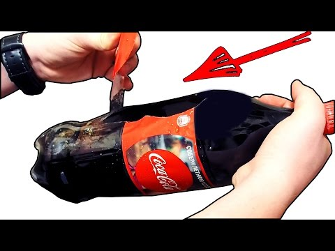 Coca-Cola + GoPro Заморозил в ХОЛОДИЛЬНИКЕ! / Coca-Cola Vs GoPro Crash Test