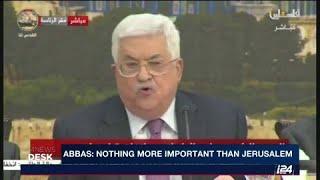 Video PA leader Mahmoud #Abbas has rejected President #Trump's anticipated peace plan. download MP3, 3GP, MP4, WEBM, AVI, FLV Juli 2018