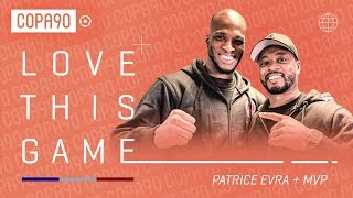 FaceOffs, Fergie & Fighting | Why I Love This Game with Patrice Evra ft Michael Venom Page