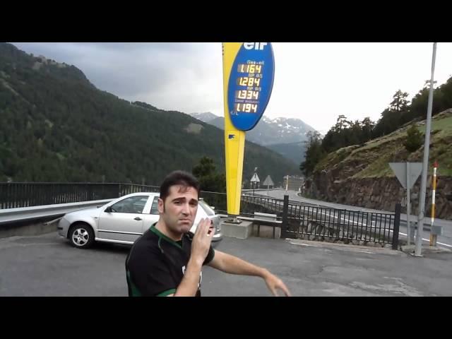Varie dal mondo - La Benzina ad Andorra
