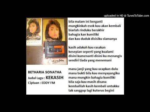 BETHARIA SONATHA - Kekasih (Eddy FM)