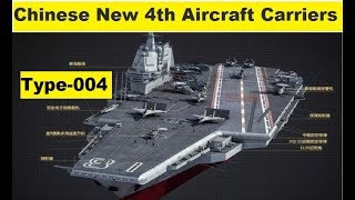 Chinese Developing 4th Aircraft Carriers with Advanced Technology
