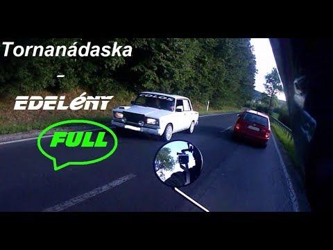 Motorral a 27-es főúton (teljes) / Motorcycle on Highway 27 (full)