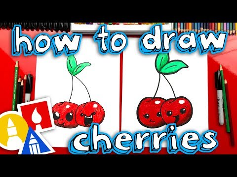 how-to-draw-funny-cherries---replay-live-draw-along!