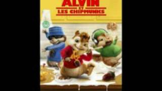 Alvin and Chipmunks:Naruto shippuden Heroes come back