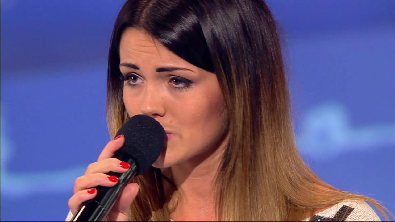 Zaśpiewała balladę Rihanny…Marcin Prokop podczas jej występu bawił się najlepiej :) [Mam Talent!]