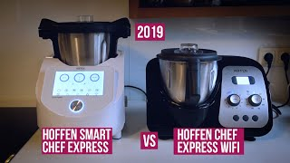 2019 Hoffen Smart Chef Express kontra Hoffen Smart Express Wifi