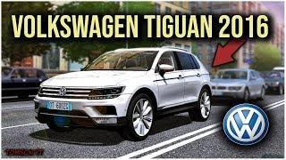 City Car Driving - Volkswagen Tiguan 2.0 TSI 4 MOTION 2016 | Custom Sound | 1080p & G27