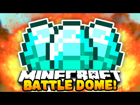 Minecraft 6vs6 BATTLE DOME #51