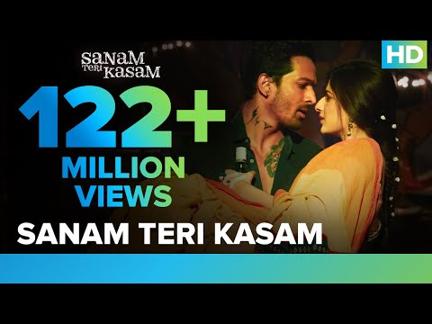 Sanam Teri Kasam Title Song | Official Video | Harshvardhan, Mawra | Himesh Reshammiya, Ankit Tiwari