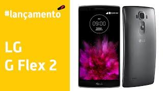 LG G Flex 2 - Lançamento no Brasil [LG Digital Experience 2015]