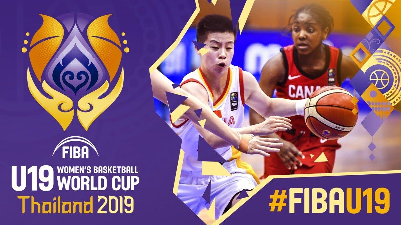 China v Canada - Full Game