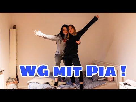Meine erste eigene Wohnung ! // mit Pia ! Vlog 1