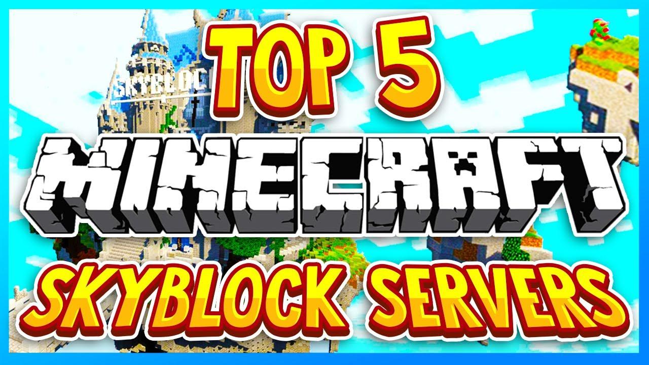 TOP 8 CRACKED SKYBLOCK SERVERS 8.8/8.8/8.80/8.82/8.83/8.84/8.88/8.86 8  [HD] (New BIG Servers)